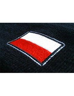 Czapka zimowa Flaga Polski