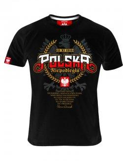 Koszulka męska Polska Niepodległa