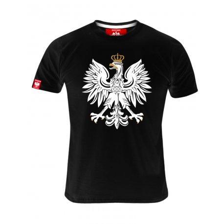 Koszulka Orzeł - Czarna