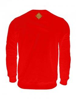Bluza męska Orzeł - czerwona