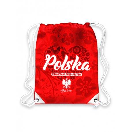 Worek czerwony - Polska, pamiętam skąd jestem