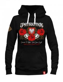 Bluza damska Patriotka - czarna