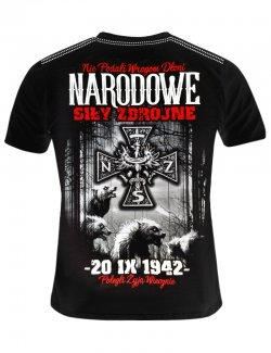 Koszulka Narodowe Siły Zbrojne