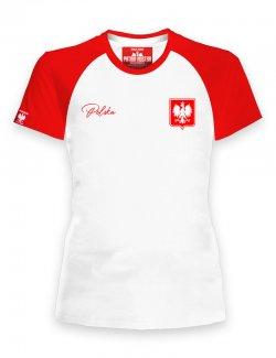 Koszulka damska Reprezentacja Polski |1