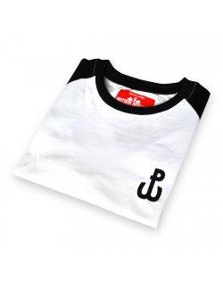 Koszulka damska haft Polska Walcząca - biała