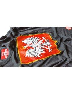 Koszulka Godło - Grafitowa