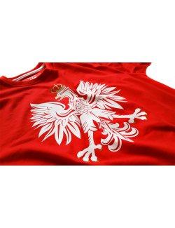 Koszulka Orzeł - Czerwona