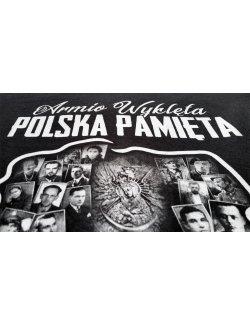 Koszulka Damska Polska Walcząca - Ludzie wielcy a prości...