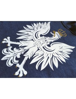 Bluza Damska Orzeł - Jeans
